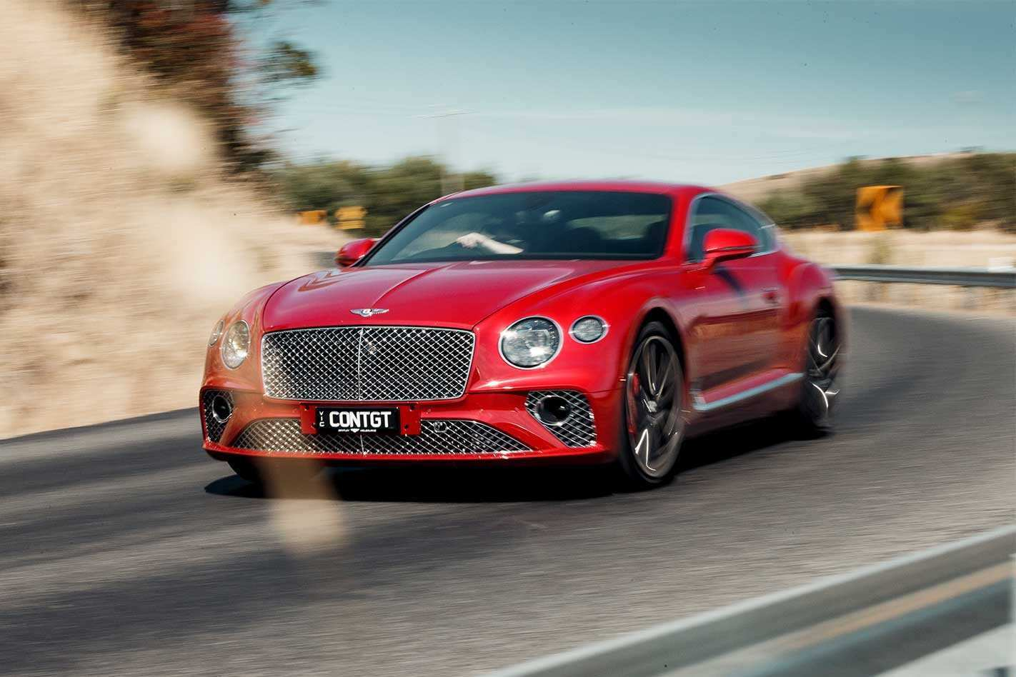 24 The 2019 Bentley Continental Price