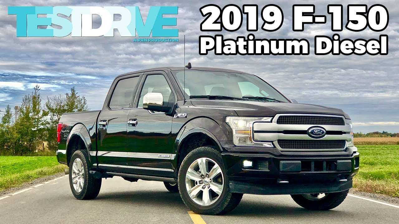 24 The 2019 Ford Half Ton Diesel Ratings