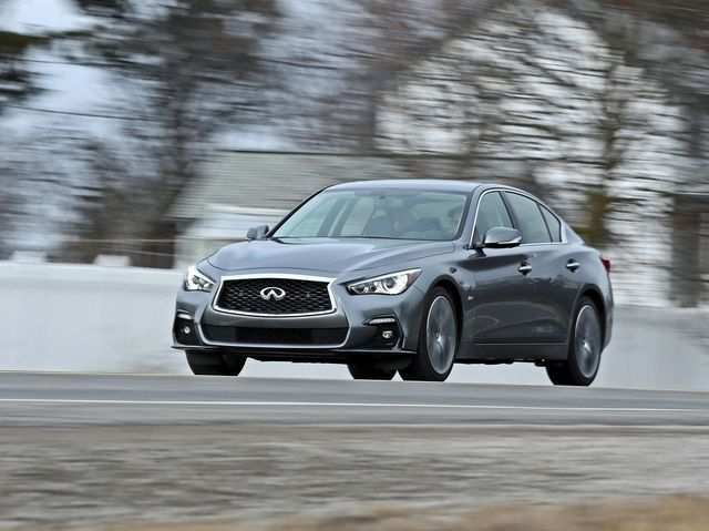 24 The 2019 Infiniti Q50 Redesign Pricing