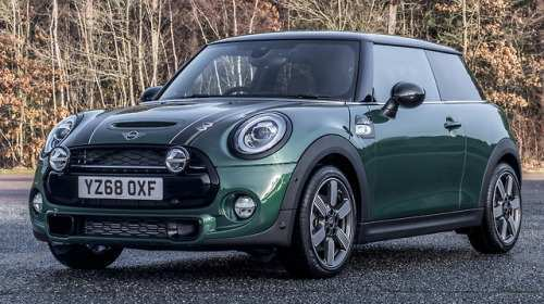 24 The 2019 Mini Minor Redesign And Concept