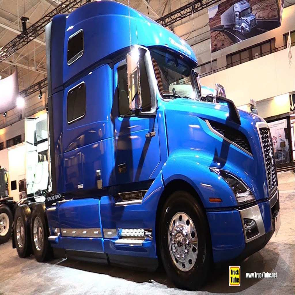 24 The 2020 Volvo Vnl 860 Globetrotter Xl History