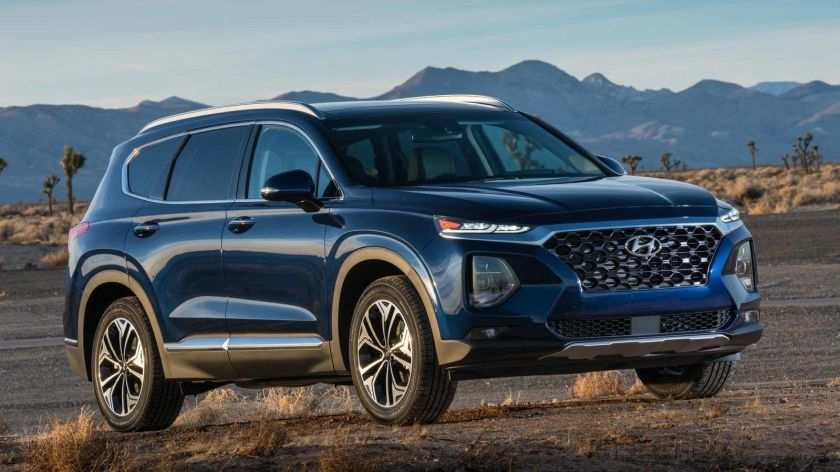 24 The Best 2019 Hyundai Santa Fe Sport Redesign New Model And Performance