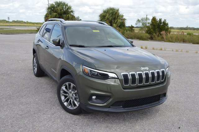24 The Best 2019 Jeep Latitude Redesign And Concept