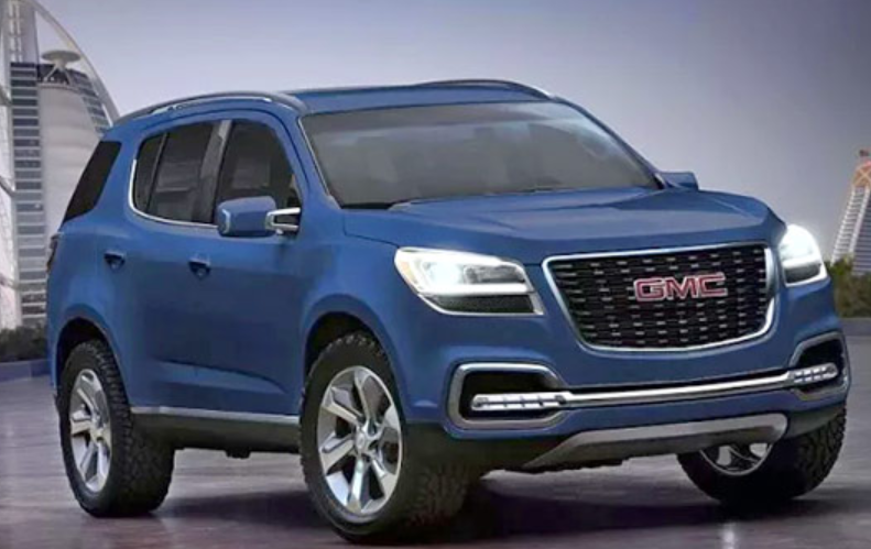24 The Best Gmc Envoy 2020 Price Design And Review