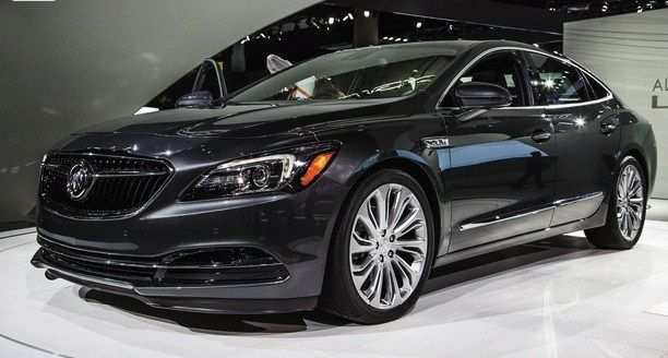24 The Buick Lacrosse 2020 Price Design And Review