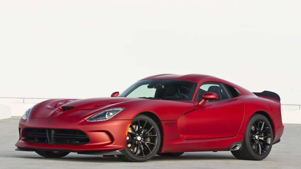 24 The New Dodge Viper 2020 First Drive