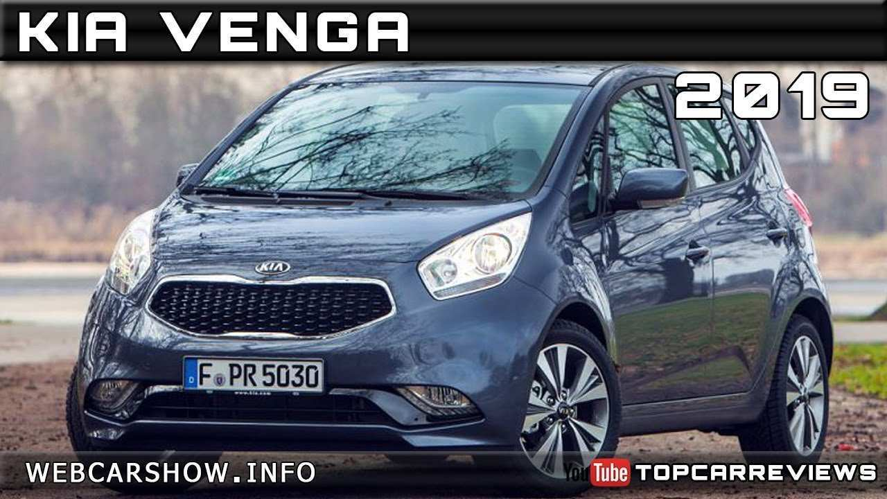 25 A 2019 Kia Venga Price And Release Date