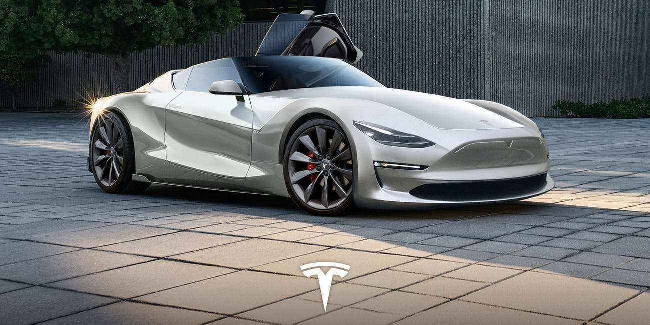 25 A 2019 Tesla Roadster Redesign And Review