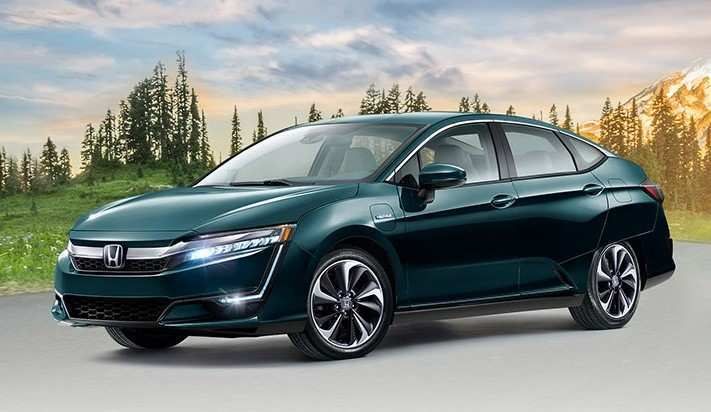 25 A 2020 Honda Clarity Plug In Hybrid Specs And Review