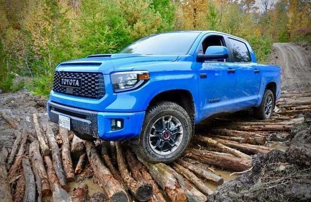 25 A 2020 Toyota Tundra Trd Pro Picture