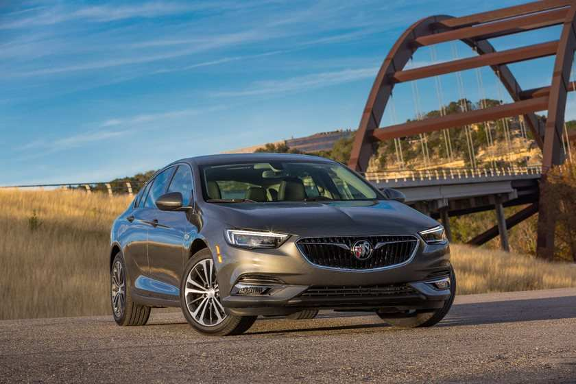 25 A Buick Regal 2020 Model
