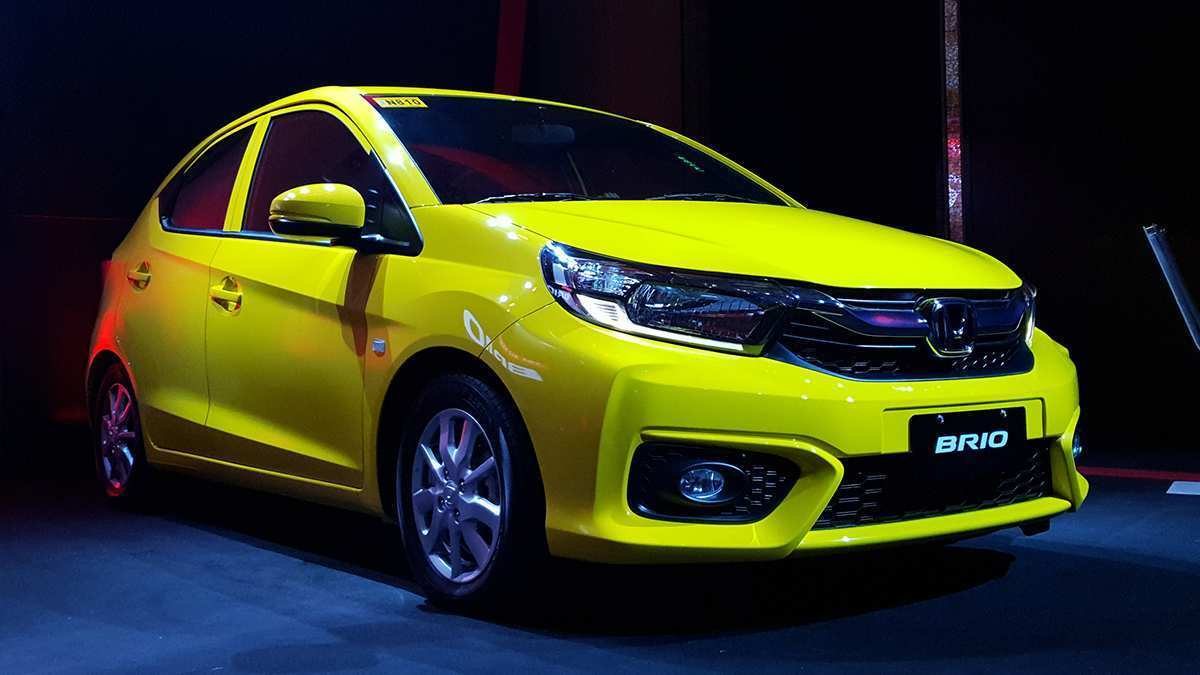 25 A Honda Brio 2019 Price Design and Review