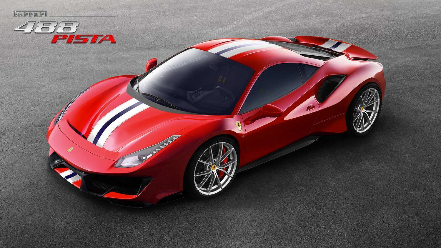 25 All New 2019 Ferrari 488 Pista Redesign