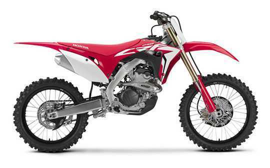 25 All New 2019 Honda 250F History