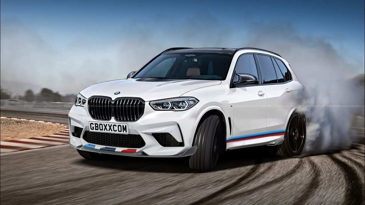 25 All New 2020 Bmw X5M Release Date Concept