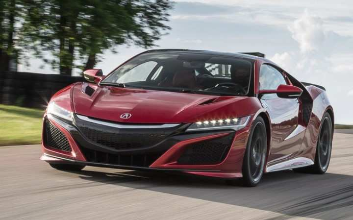 25 All New Honda Nsx 2020 Engine