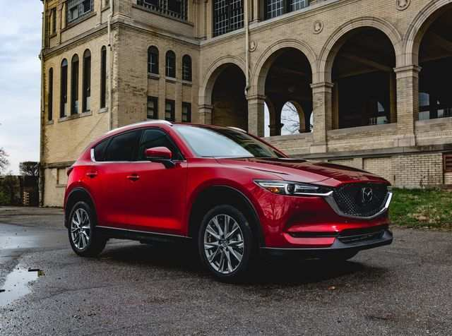 25 All New Mazda X5 2020 Review And Release Date
