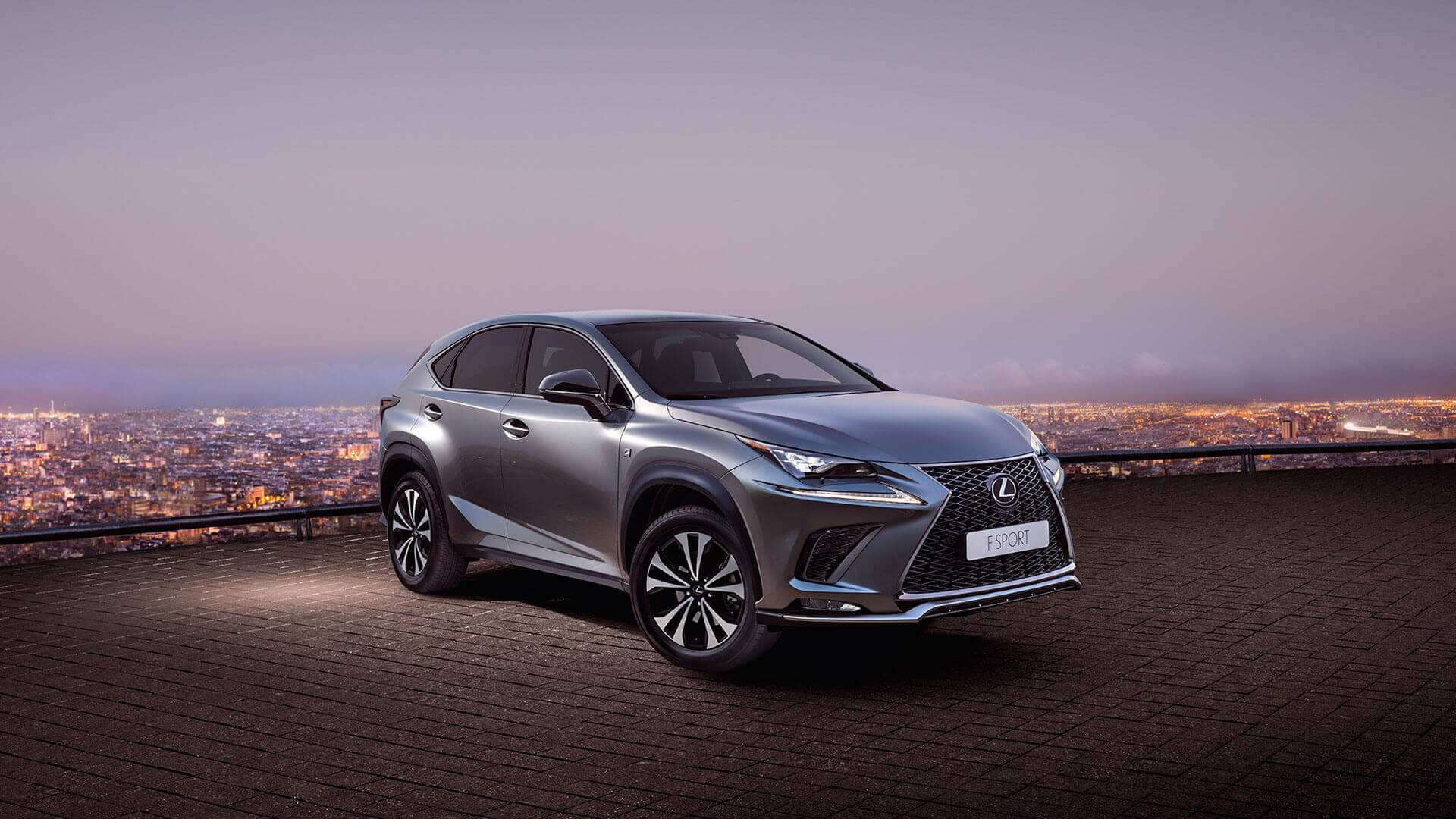 25 All New Nowy Lexus Nx 2019 Wallpaper