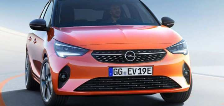 25 All New Opel Will Launch Corsa Ev In 2020 Speed Test