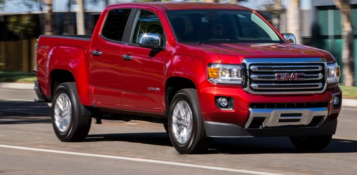 25 Best 2020 Gmc Canyon Redesign Speed Test
