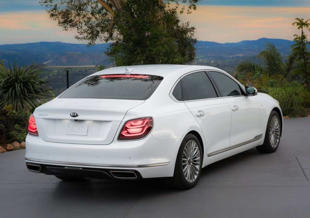 25 Best Kia K9 2020 Price And Release Date