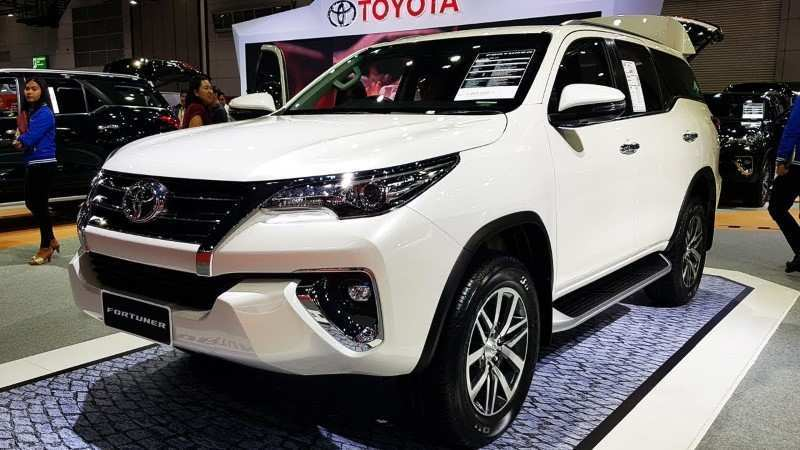 25 Best Toyota New Fortuner 2020 Price And Review