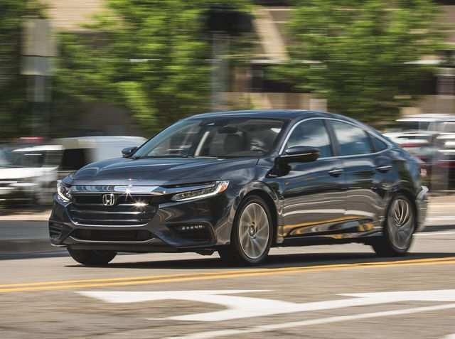 25 New 2019 Honda Insight Review Images