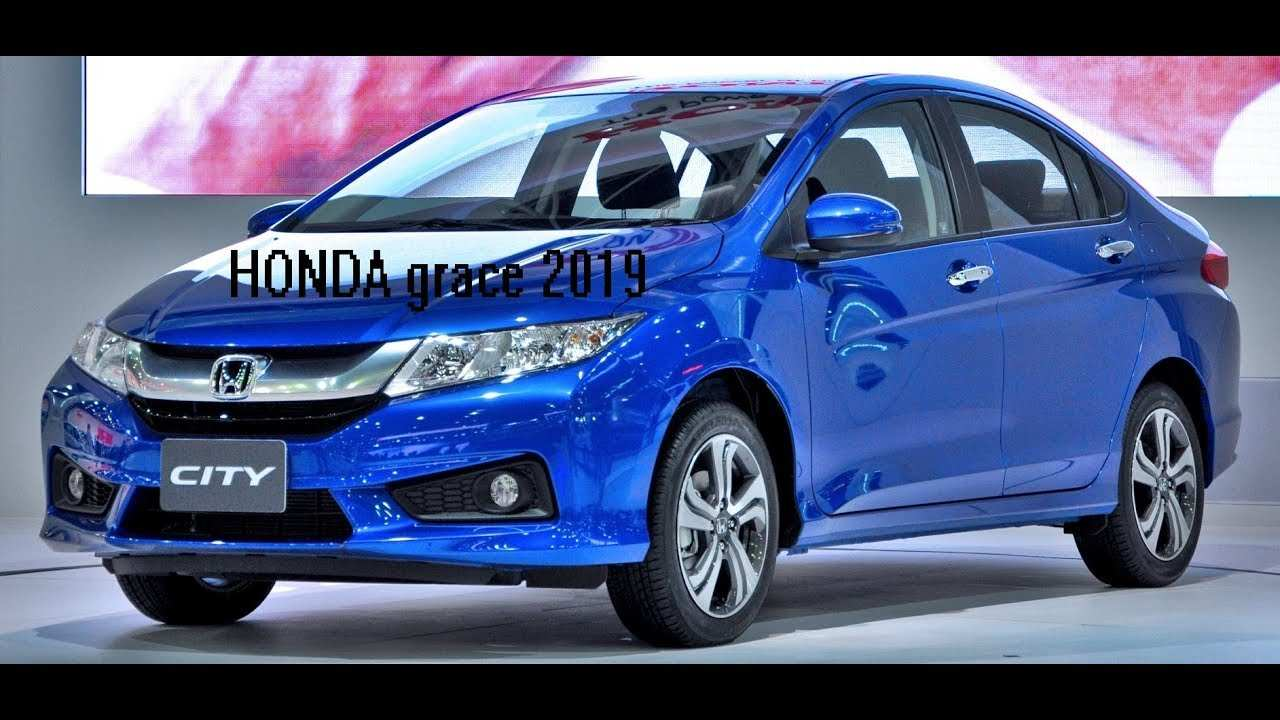 25 New Honda Grace 2020 Price And Review