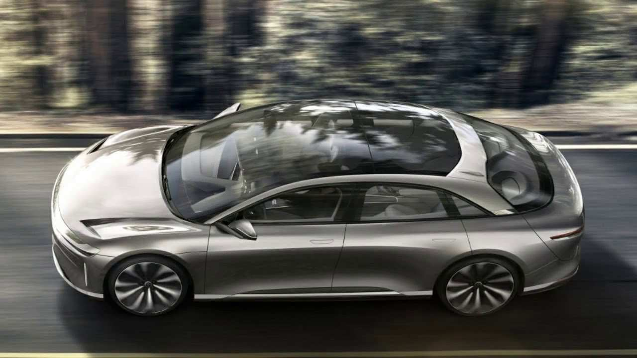 25 New Lucid Air 2019 Tesla Model S Killer Redesign And Concept