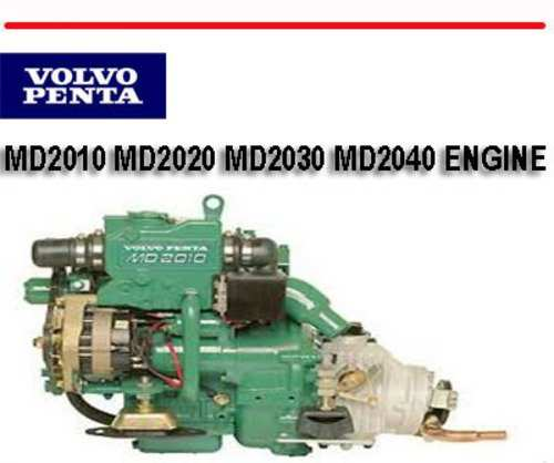 25 New Volvo Penta Md2020 Review New Concept