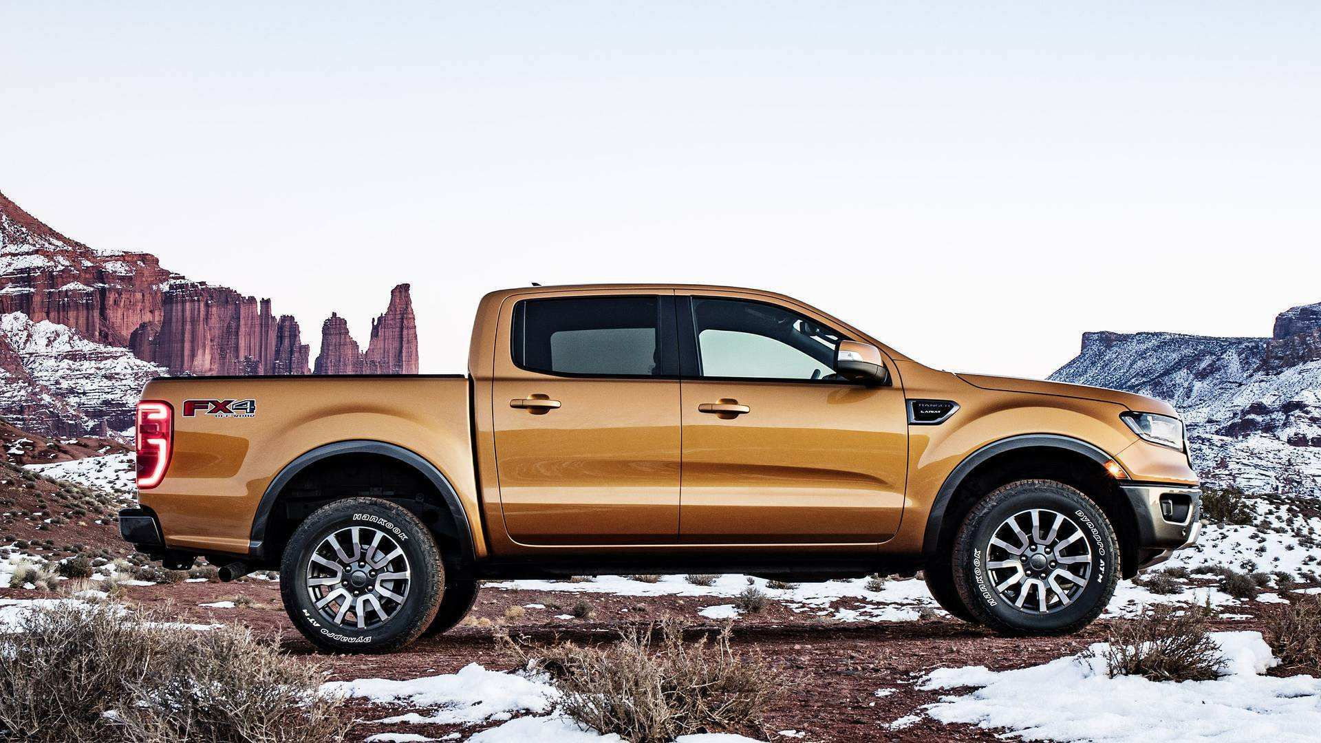 25 The 2019 Ford Ranger Aluminum Picture