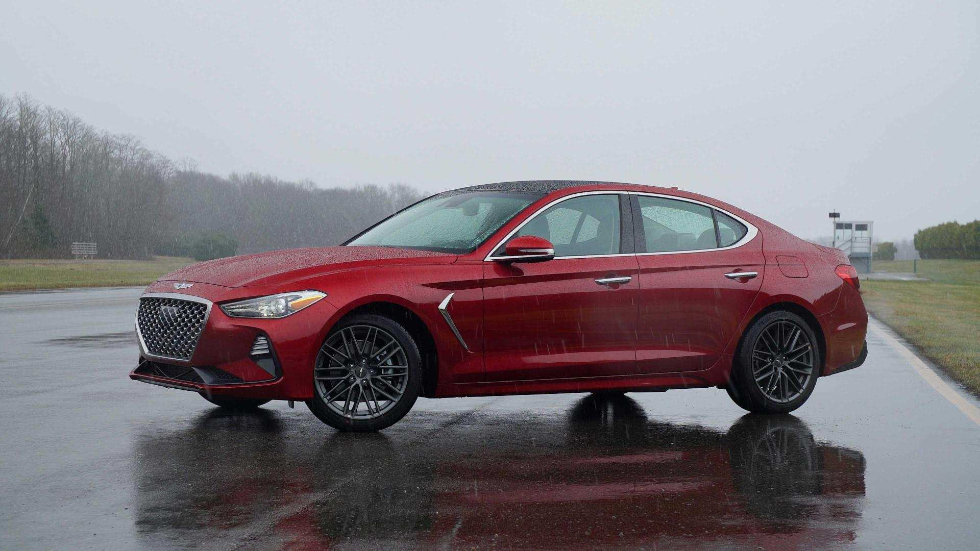 25 The 2019 Genesis G70 Review Concept