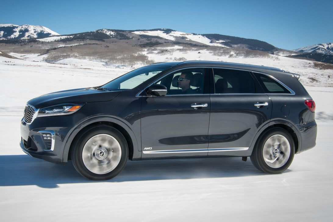 25 The 2019 Kia Sorento Review Spy Shoot
