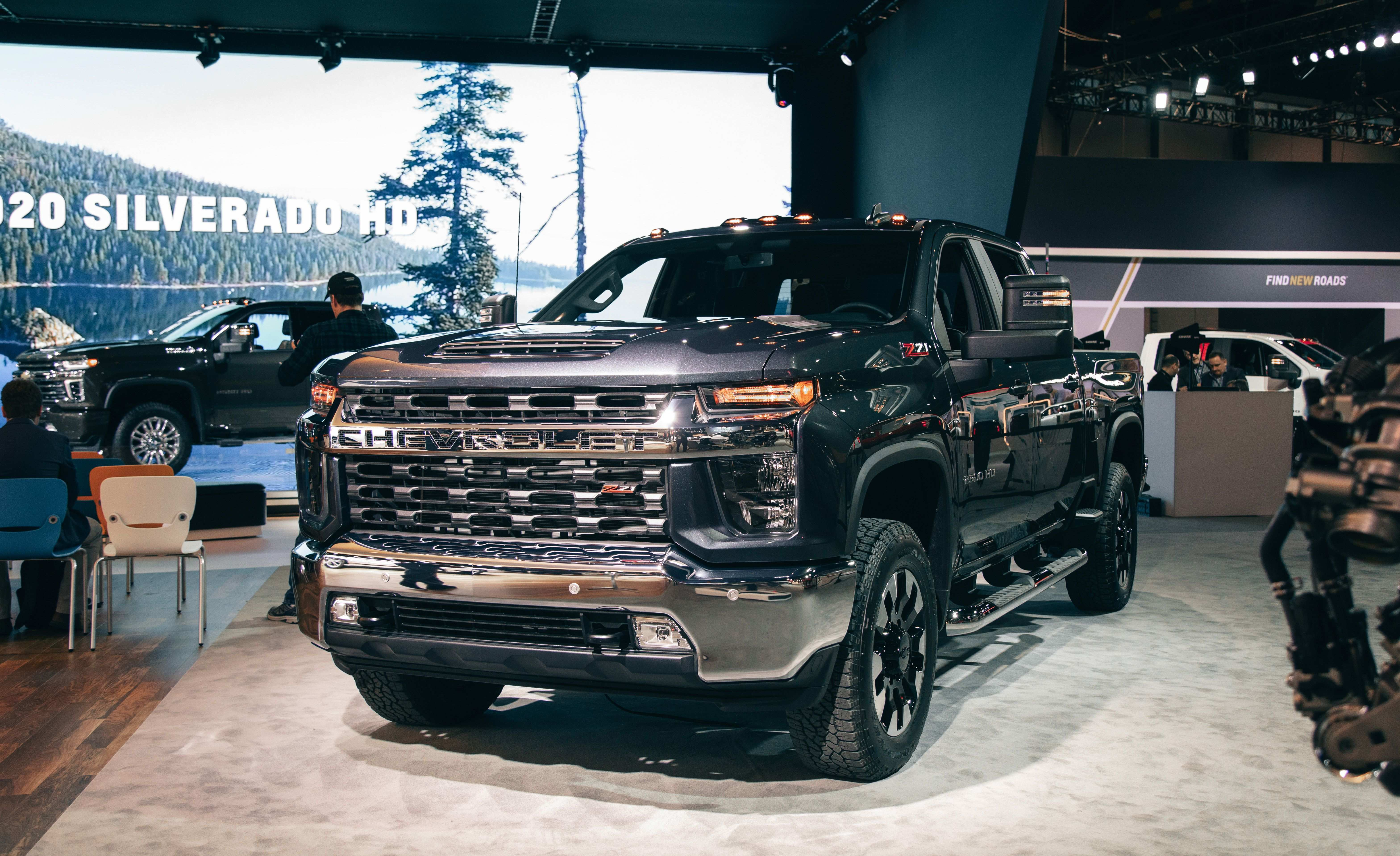 25 The 2020 Chevrolet 2500 Ugly New Review