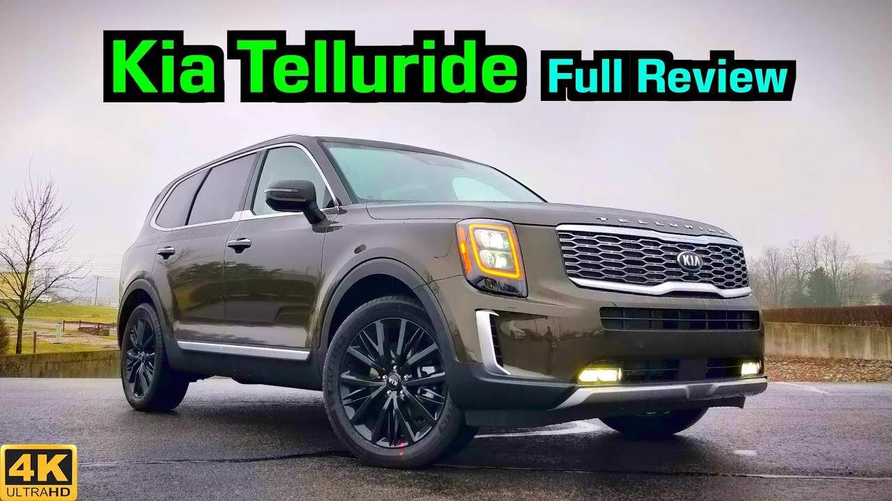 25 The 2020 Kia Telluride Youtube Price
