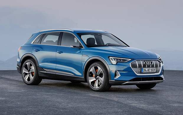25 The Best 2019 Audi E Tron Quattro Review And Release Date