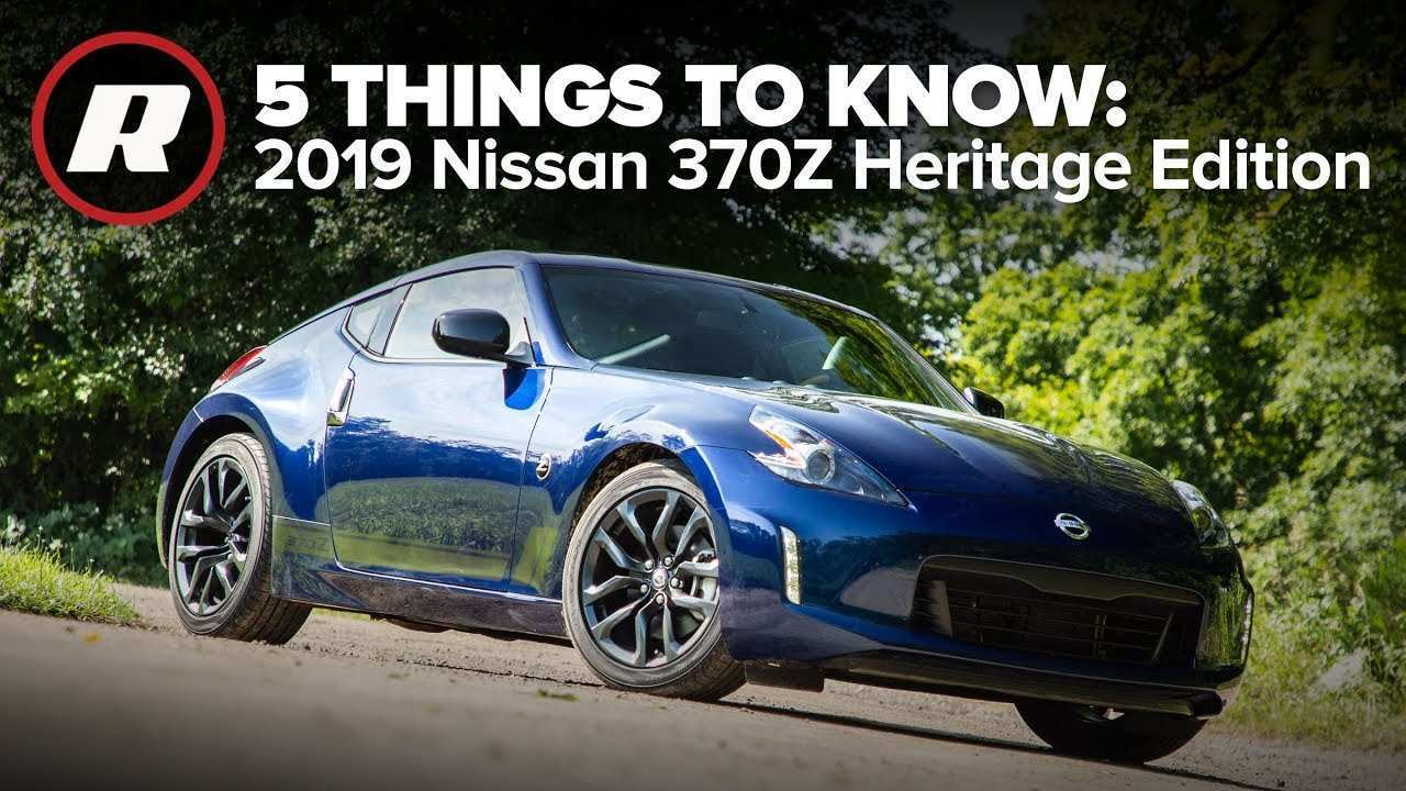 25 The Best 2019 Nissan 370Z Heritage Edition Redesign