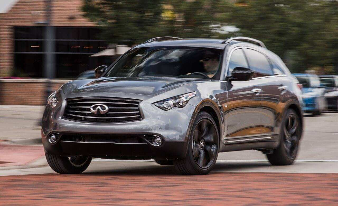 25 The Best 2020 Infiniti Qx70 Redesign Configurations