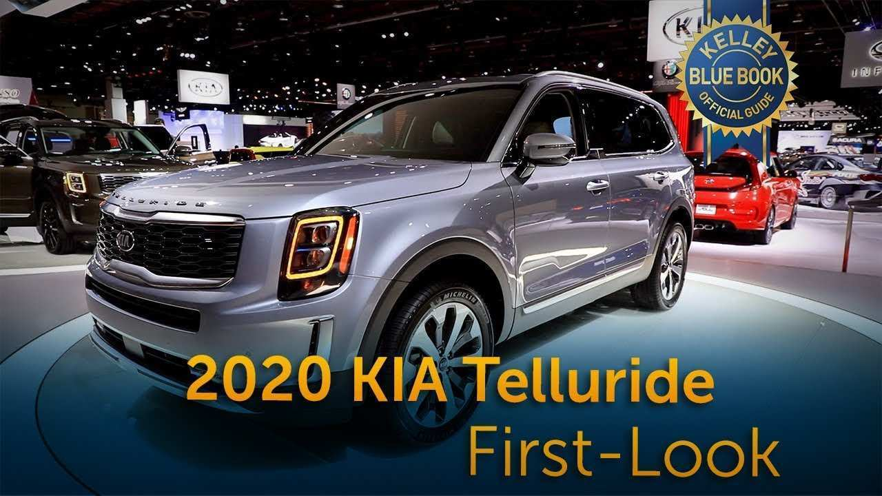 25 The Best 2020 Kia Telluride Youtube Pricing