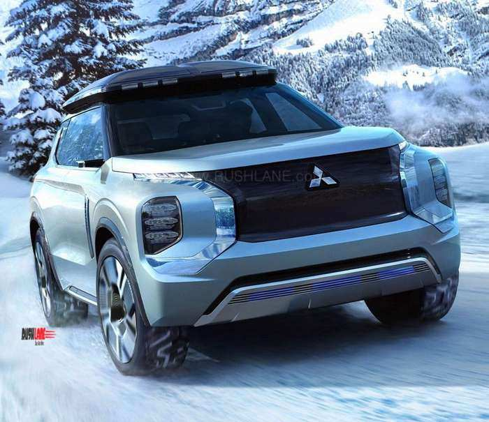 25 The Best Mitsubishi Pajero Full 2020 Performance and New Engine