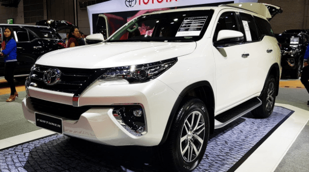 25 The Best Toyota Fortuner 2020 Pictures
