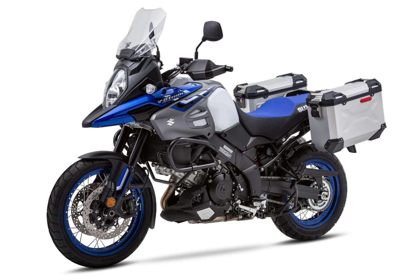 25 The Suzuki V Strom 2019 Picture