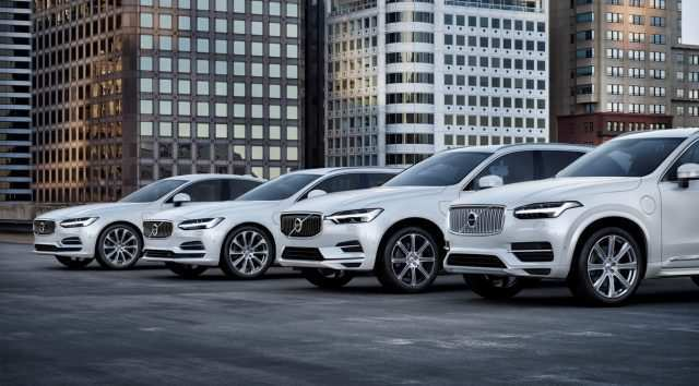 25 The Volvo Auto 2019 Photos