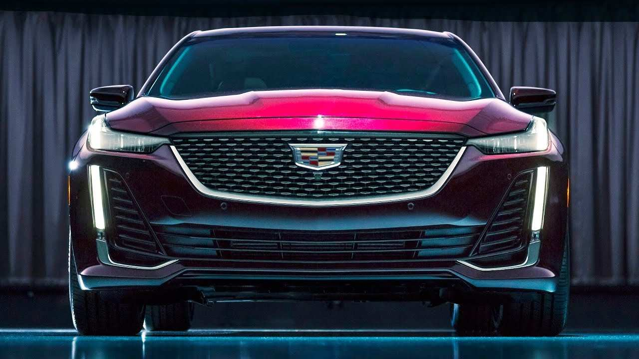 25 The Youtube 2020 Cadillac Ct5 Price