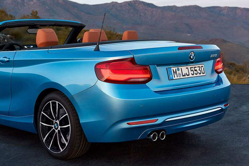 26 A 2019 Bmw 2 Series Convertible Release Date And Concept