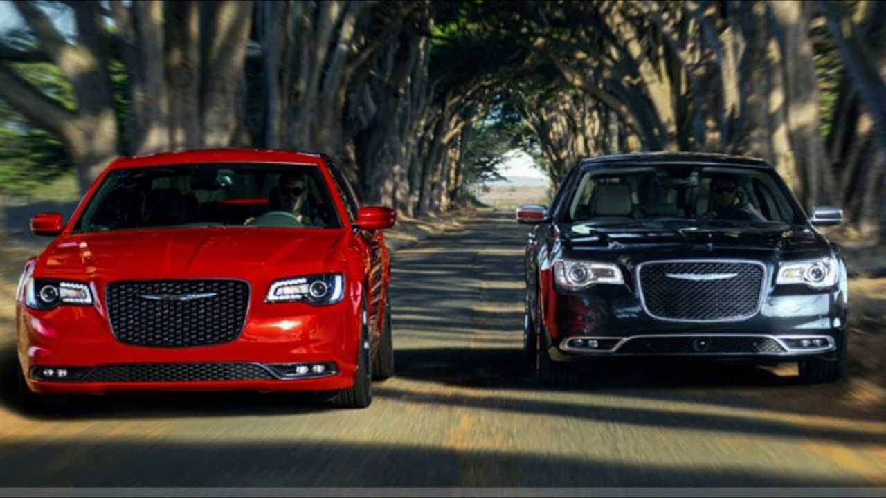 26 A 2019 Chrysler 300 Release Date Concept And Review