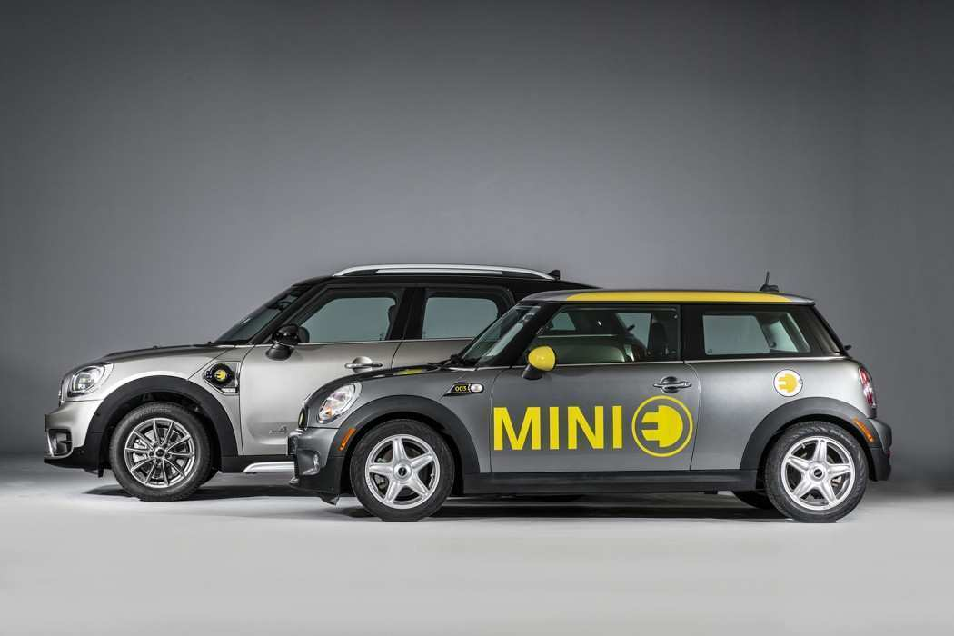 26 A 2019 Mini Cooper Electric Release