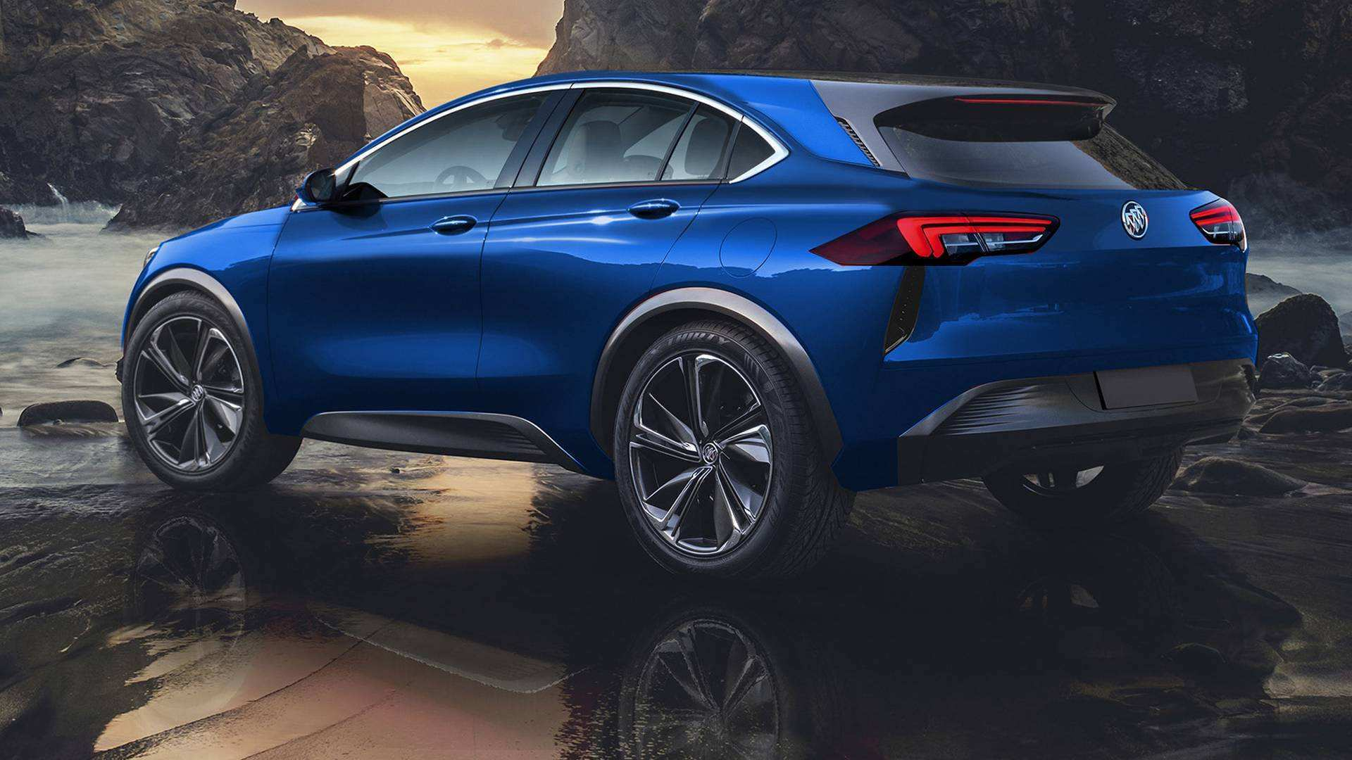 26 A 2020 Buick Enspire New Model And Performance