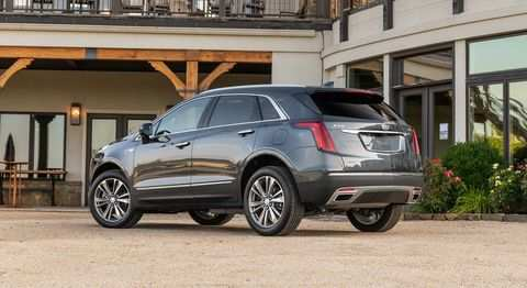 26 A 2020 Cadillac Xt5 Pictures Price