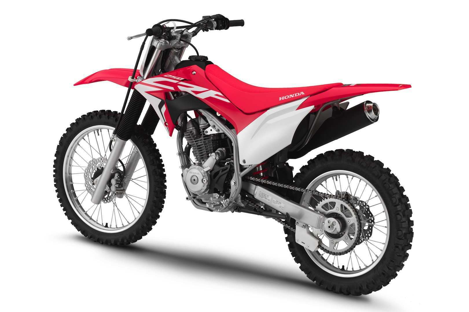 26 All New 2019 Honda 250F Overview
